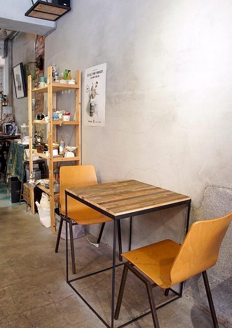 台北下午茶古亭NUKI咖啡店04