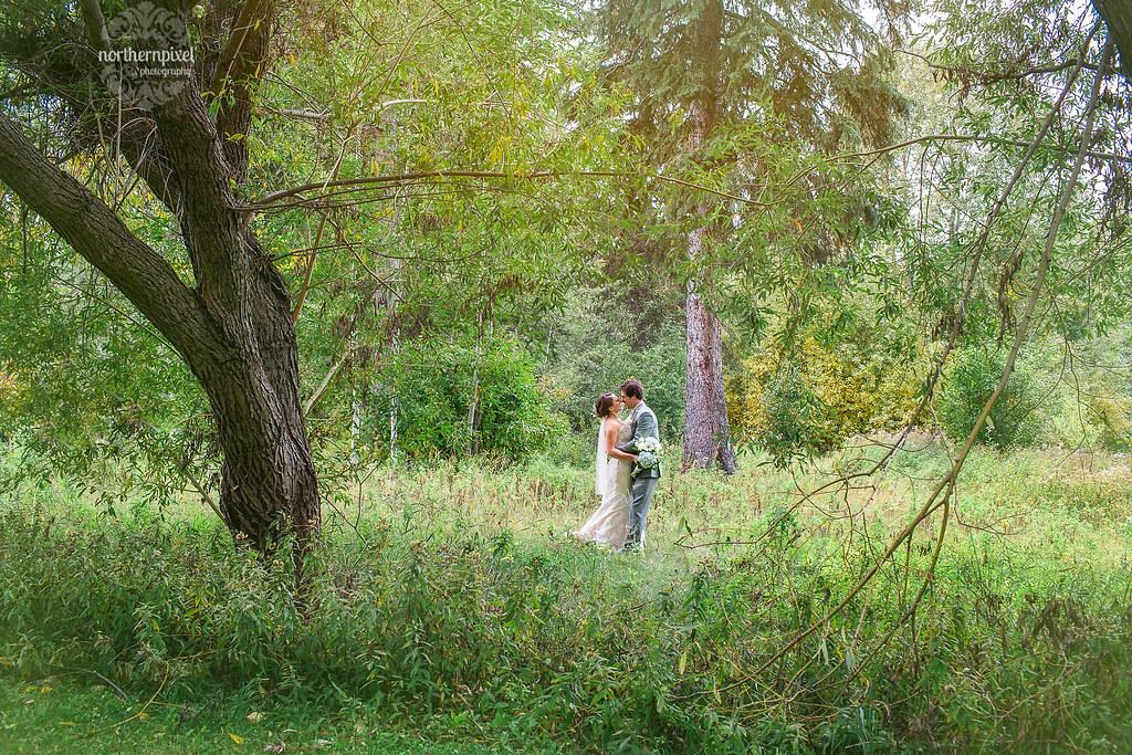 Tete Jaune Lodge Wedding
