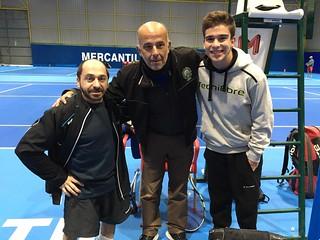 Master Gallego y Campeonato Gallego de Tenis Silla 2015