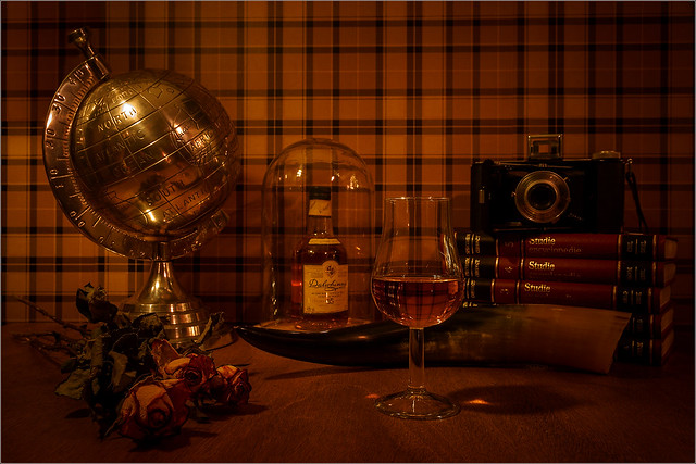 Still life Whisky