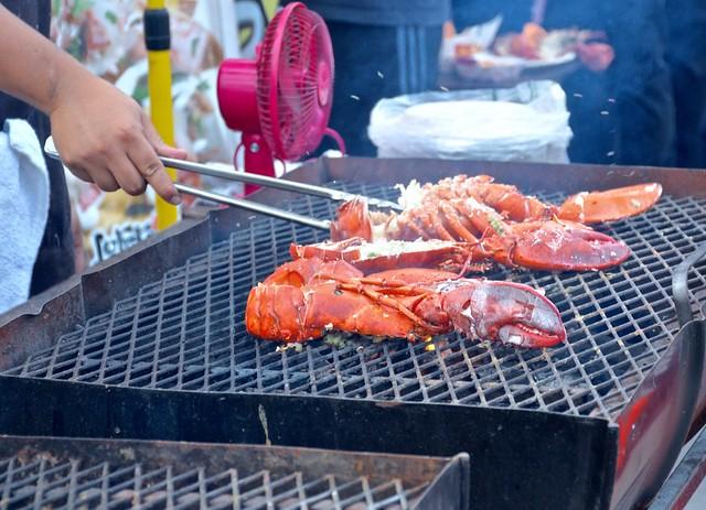asian american lobsterdamus