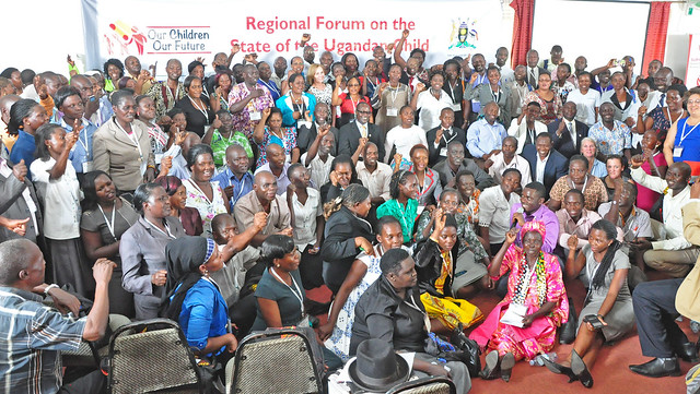 Ugandan Child Forum Regional Meeting | 2016 | Mbale, Uganda