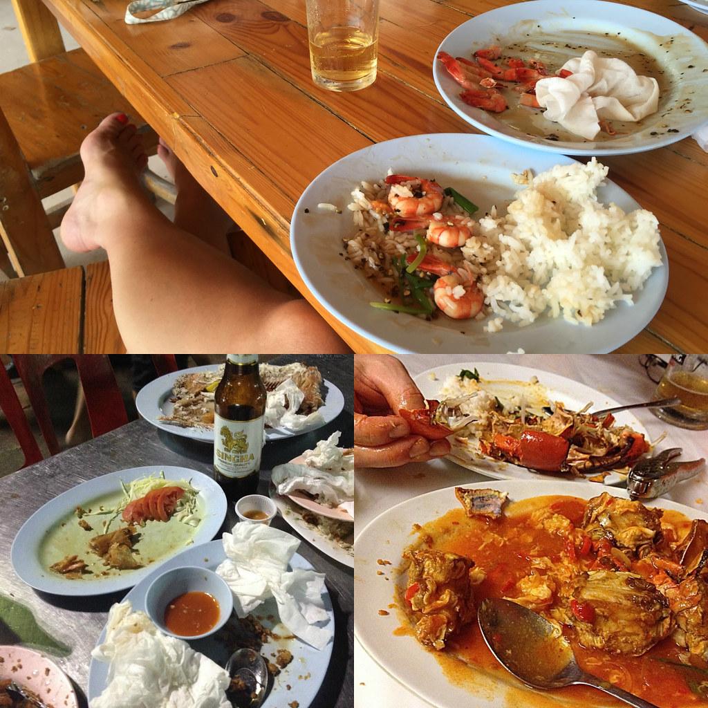 Thaimaa ruoka 1