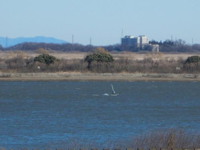 2016年 1月22日 渡良瀬遊水地 今日の走り
