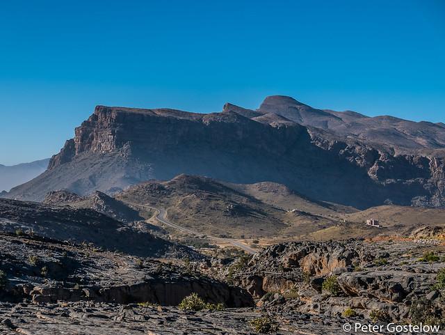 Climb to Jebel Shams