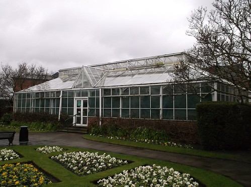 Stafford Glasshouse