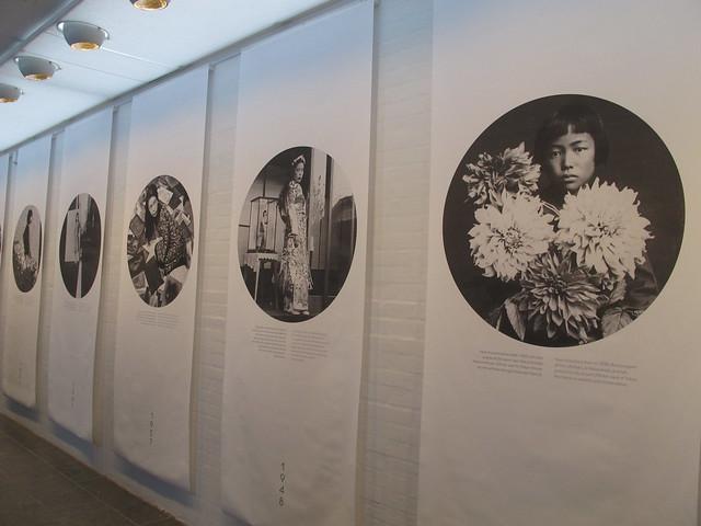 saturday, yayoi kusama exhibition, louisiana, humlebäck