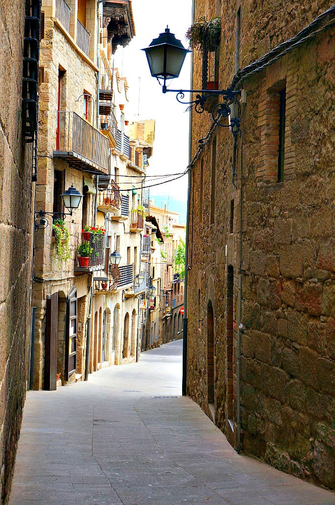 Streets of Solsona