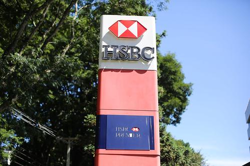 Paralisação das agências HSBC