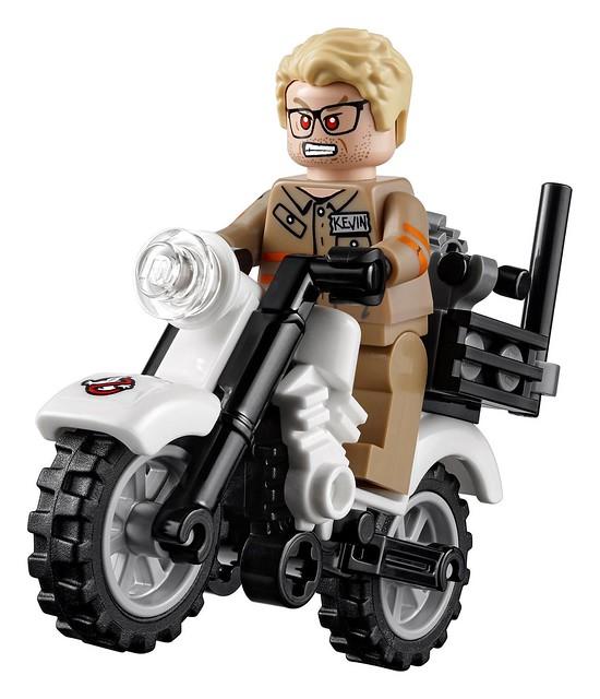 LEGO Ghostbusters 75828 - Ecto-1 & Ecto-2