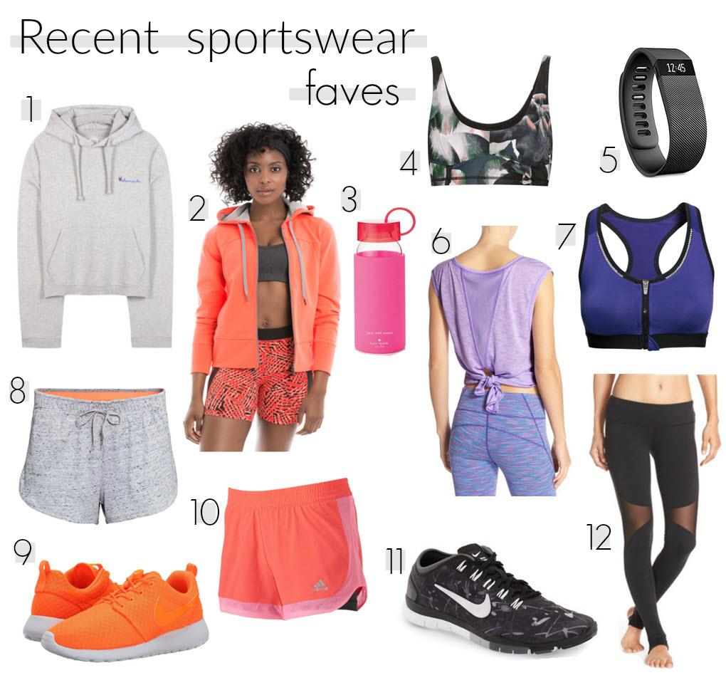 Sporstwear favorites