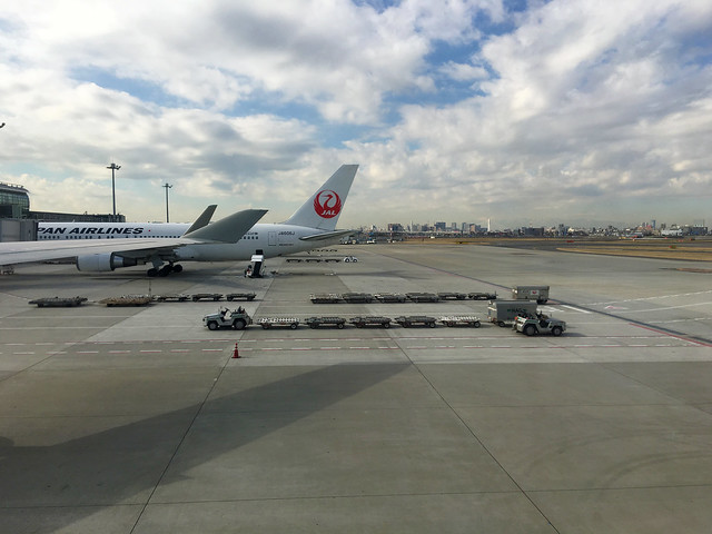 Airport at Haneda