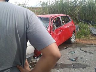 acidente pr 542