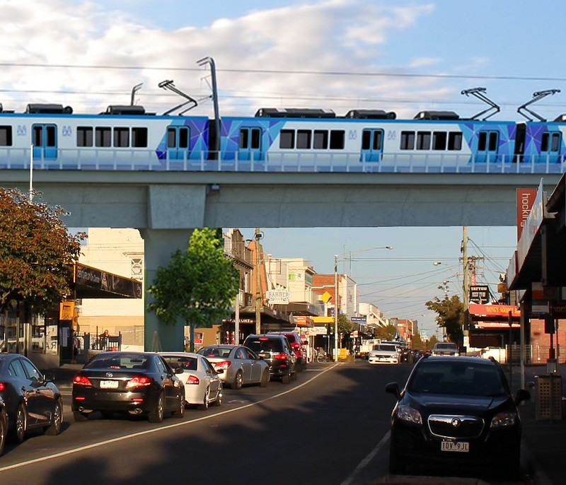 Bentleigh if it got skyrail