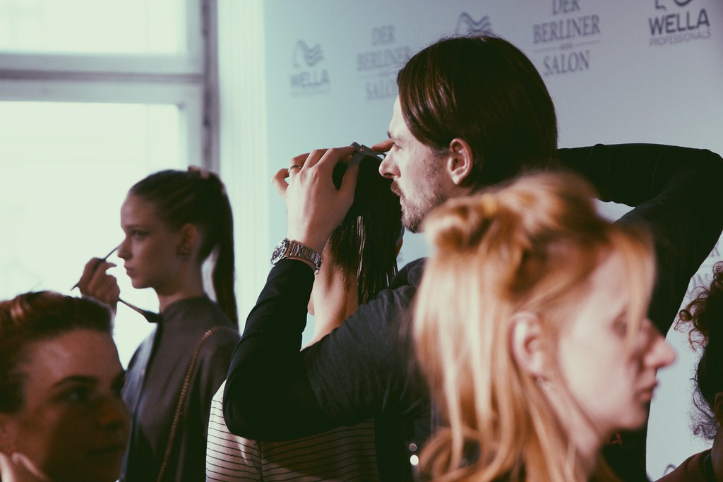 Marina Hoermanseder beeline fashion week runway+backstage lisforlois
