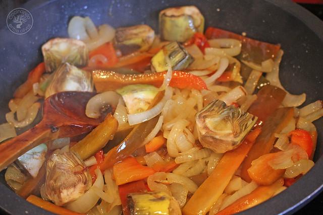 Andrajos con bacalao de Jaen www.cocinandoentreolivos.com (8)