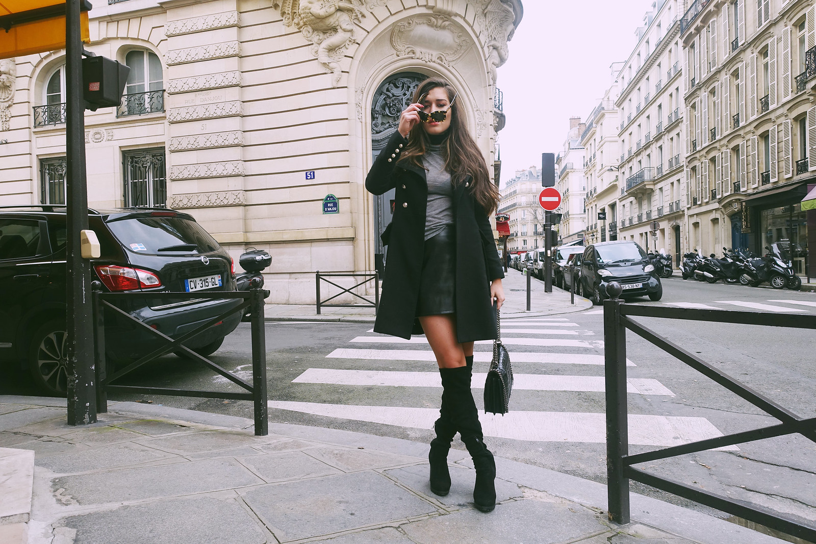 classic outfit paris 7