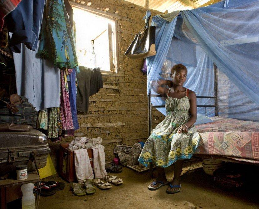 世界各地年輕女性的房間5