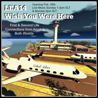 Wish You Were Here LEA14 Opening Tomorrow