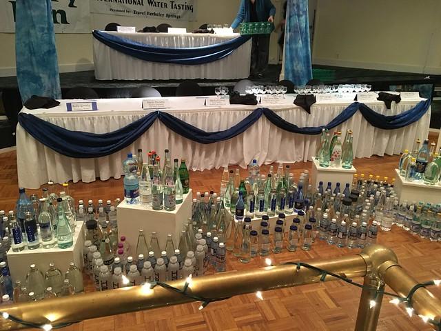 Water tasting festival