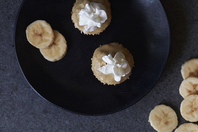 Grain-free Banana Cream Pie Bites
