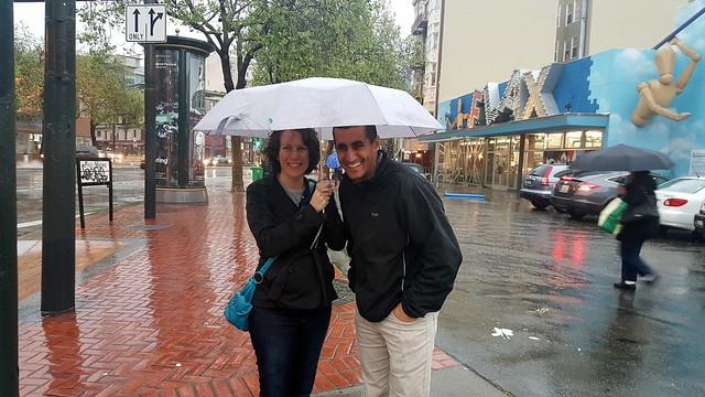 Rain Francisco