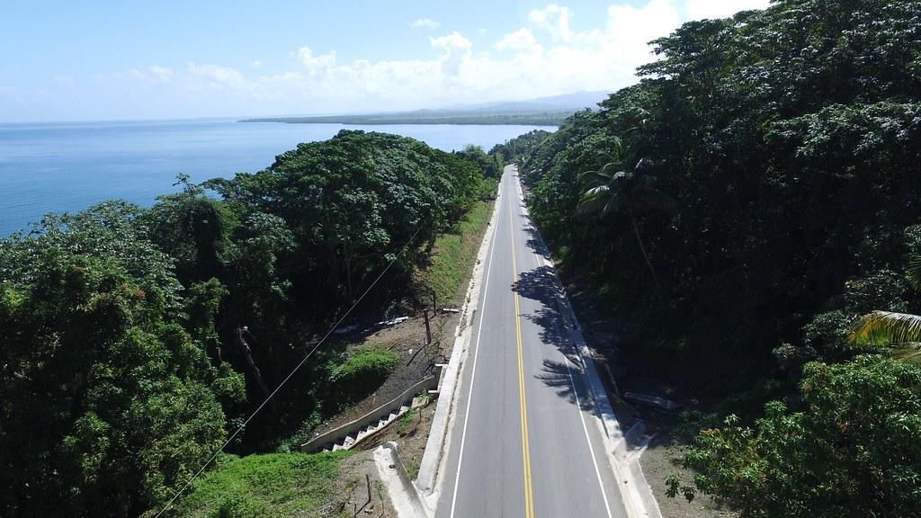 Resultado de imagen para carretera Miches-Sabana de la Mar