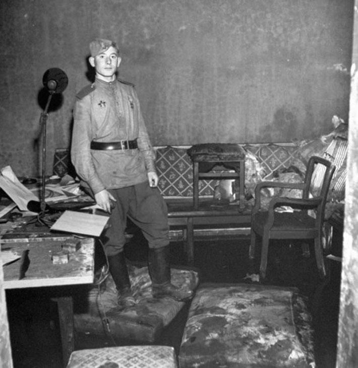 獨裁者之葬身地 希特勒的地下室10