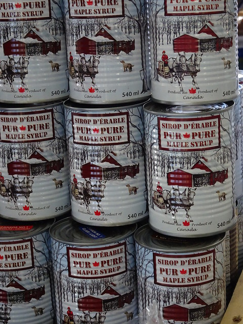 Pure Quebec Maple Syrup