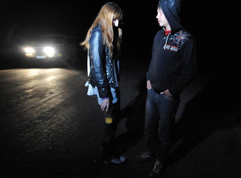 戰鬥民族沈浸在性與毒品中的青春紀實:嗨皮就好7