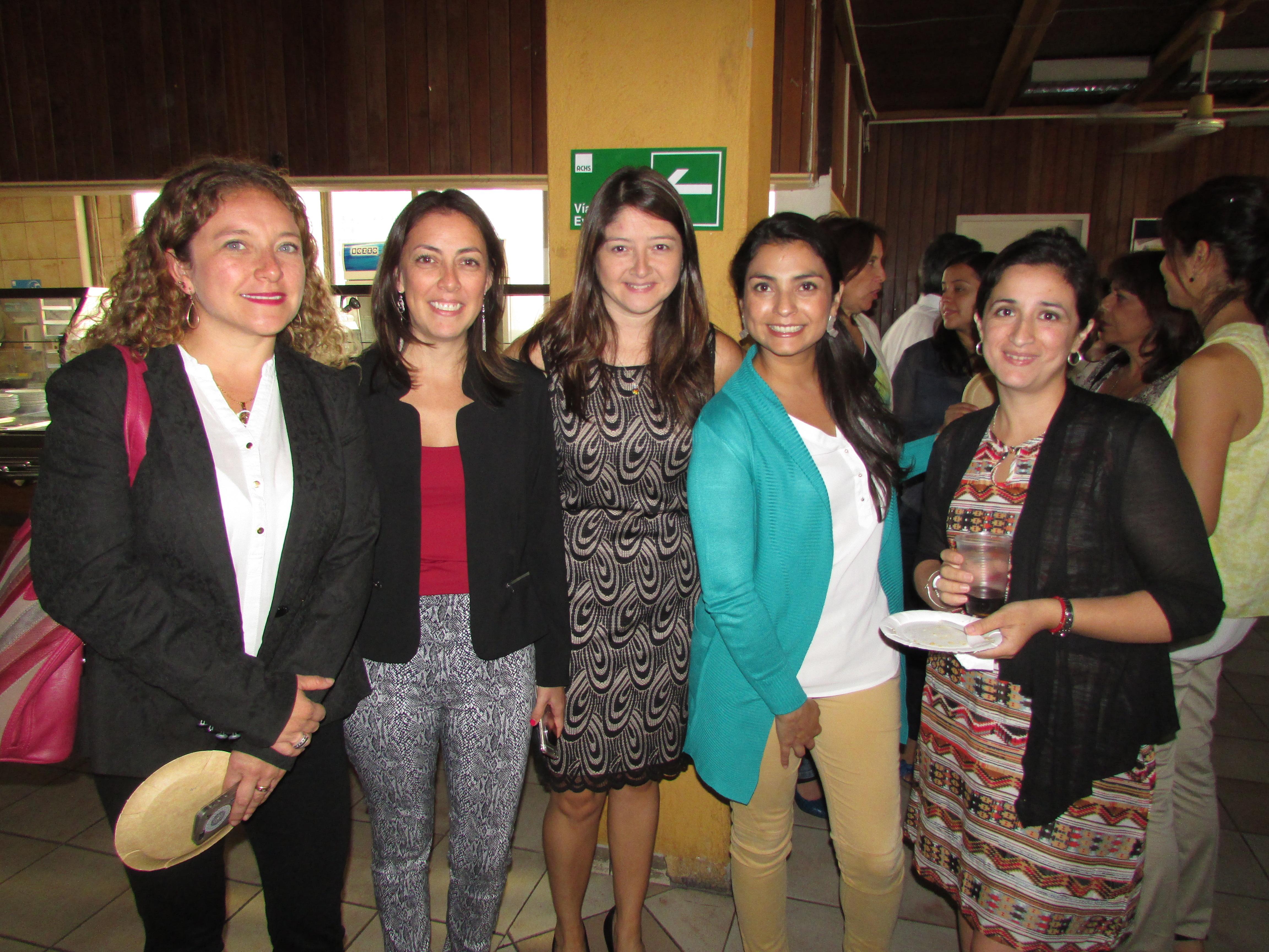 Celebración Día Internacional de la Mujer, SAG Central - 8 Marzo 2016