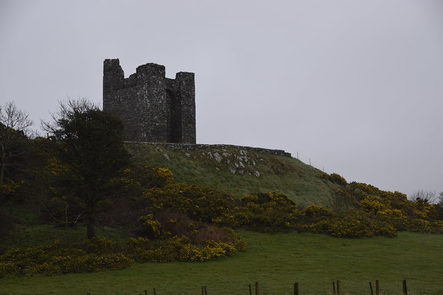 Audleys castle-the twins