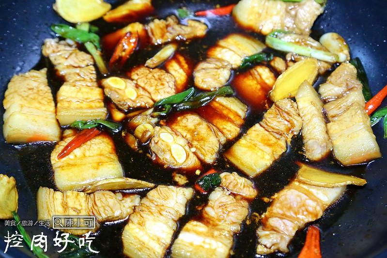金美滿醬油-控肉【醬油料理】台灣源味本舖,金美滿無糖醬油食譜,控一鍋肉初體驗