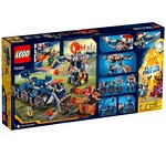 LEGO Nexo Knights Axl's Tower Carrier (70322) back