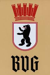 Historisches BVG-Wappen