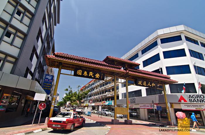 Kota Kinabalu Gaya Street