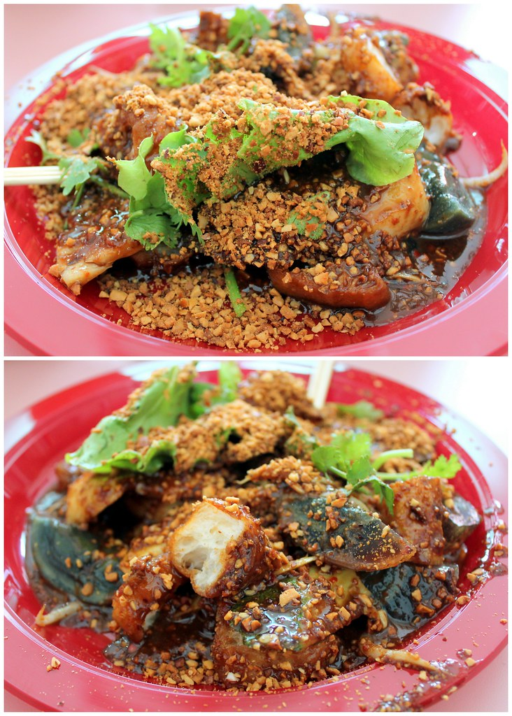 Nostalgic Places to Eat in Singapore: Hoover Rojak