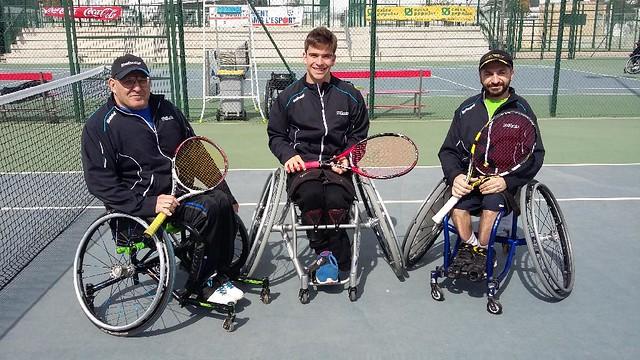 Campeonato de España de Tenis en Silla 2016