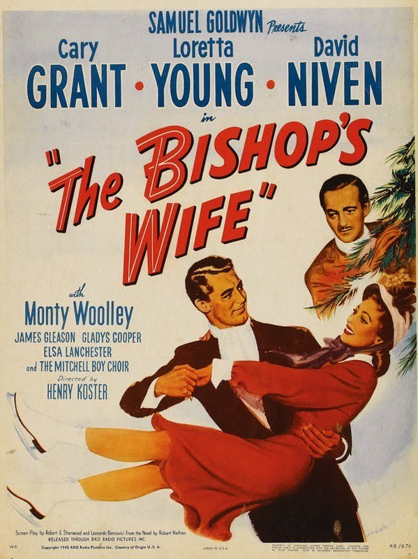 The Bishop`s Wife - Poster 1