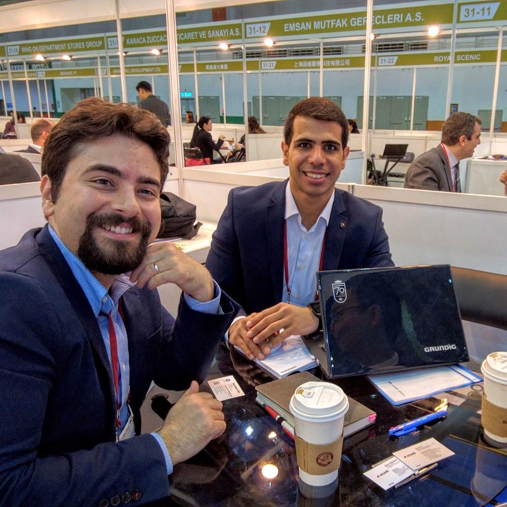 Ilkan and Murat