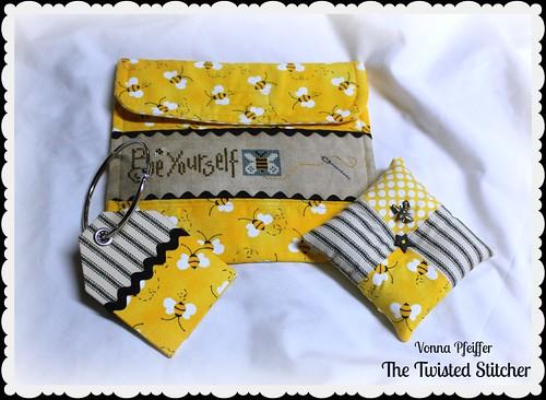 My BEE set