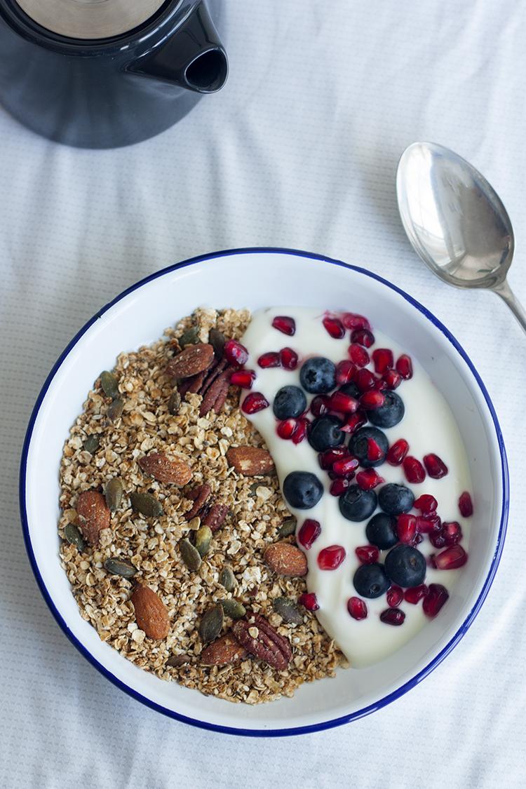 granola 3 blog
