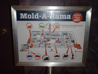 Mold-A-Rama at Henry Ford