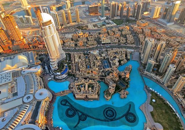 At the Top - Dubai
