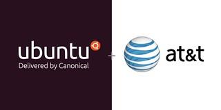 Canonical - AT&T partnerség