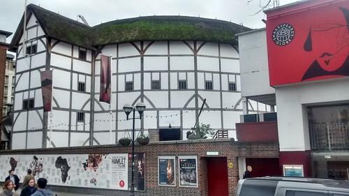 Globe Theatre Dec 15