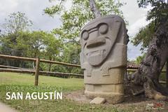 Parco Archeologico San Agustín
