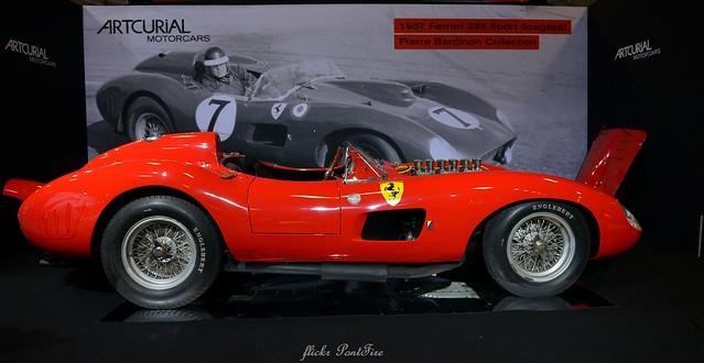 1957 Ferrari 335 Sport Scaglietti  .32.075.200 euros / 35.875.088 $