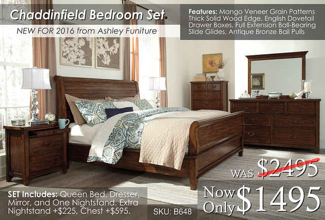 Chaddinfield Bedroom Set
