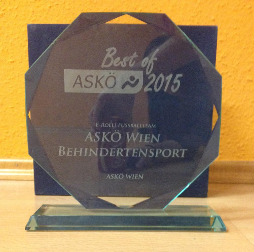 ASKÖ Wien Ehrung 2015